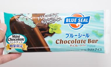 「ブルーシール チョコレートミントバー」の画像検索結果