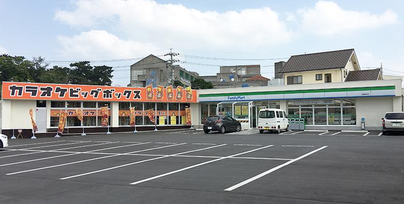 ご当地感あふれるのは商品だけじゃない! 沖縄ファミリーマート